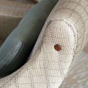 Polstermöbel Sessel Cinnebar Chair Armlehne