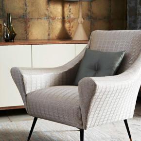 Polstermöbel Sessel Cinnebar Chair LR