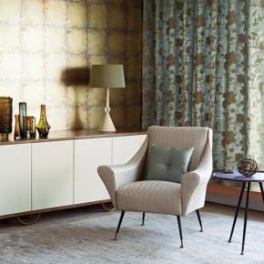 Tapete K800 Cordonnet Embroidery Landscape LR