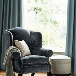 Polstermöbel Sessel Town weaves with Curzon chair LR