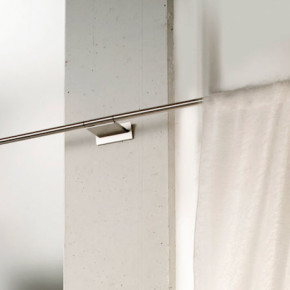 Gardinenstangen Stilstangen Slider Outlook 1 Beton