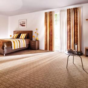 Teppich Hotel Mirage 700 Cognac