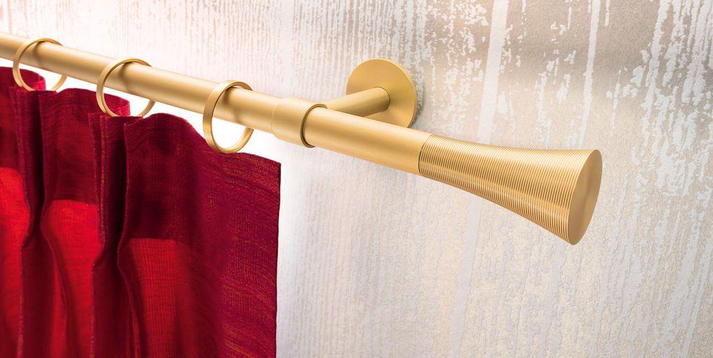 gardinenstangen stilstangen raumausstatter polsterei. Black Bedroom Furniture Sets. Home Design Ideas